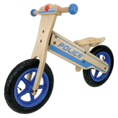 M-Wave 12 Wooden Police Balance Running