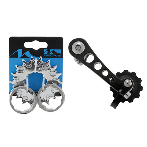 Ventura M-Wave Single Speed Cog Set And Chain Tensioner