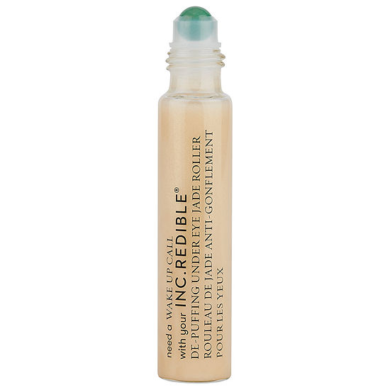 INC.redible De-Puffing Under Eye Jade Roller