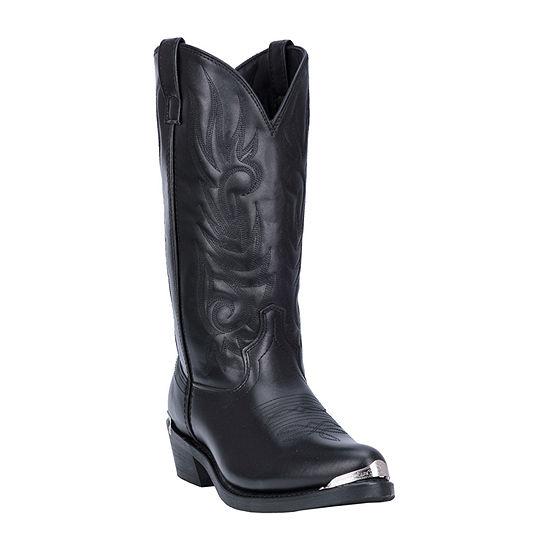Laredo Mens Mccomb Block Heel Cowboy Boots