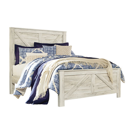 Signature Design by Ashley® Bethea Crossbuck Panel Bed