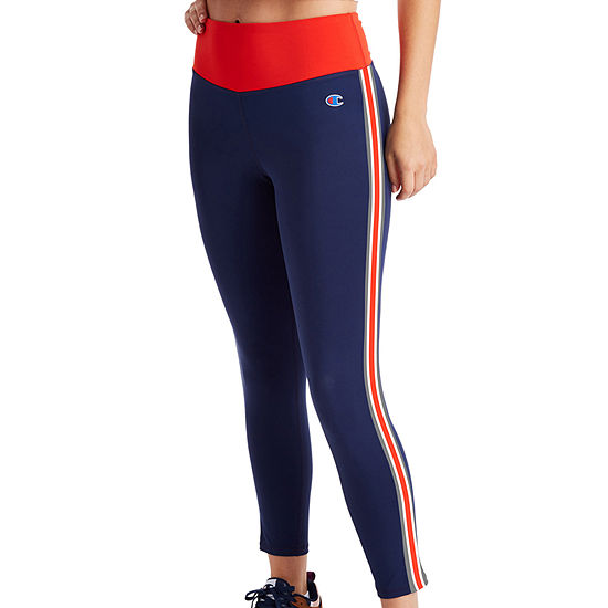 Champion Womens High Waisted Skinny Legging