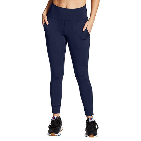 Champion Womens High Rise Full Length Leggings