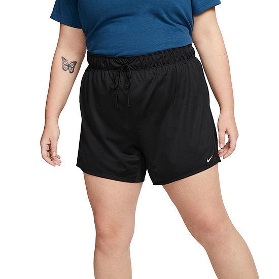 Nike Womens Plus Soft Short