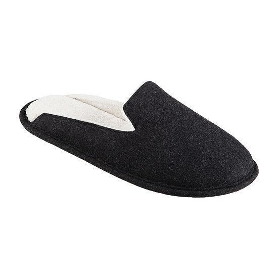 Isotoner Summer Woolen Womens Clog Slippers