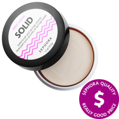 SEPHORA COLLECTION Dry Clean: Solid Brush Cleaner