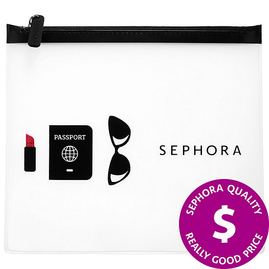 SEPHORA COLLECTION Beauty On The Fly Bag