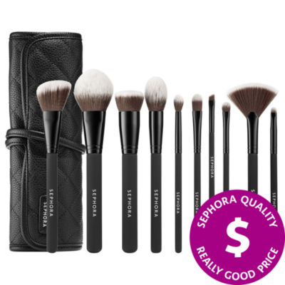 SEPHORA COLLECTION Ready To Roll Brush Set ($195.00 value)