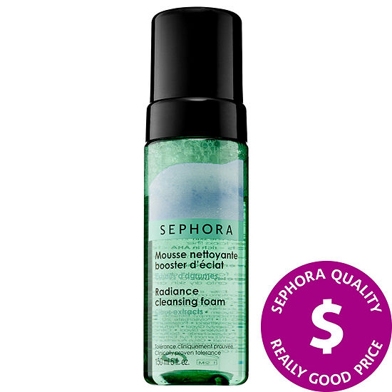 SEPHORA COLLECTION Radiance Cleansing Foam