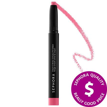 SEPHORA COLLECTION Rouge Smooth Shine Lip Crayon, One Size , 04 Que Bella