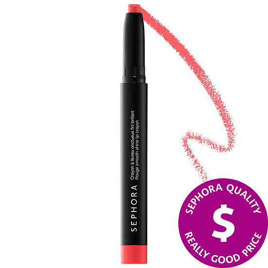 SEPHORA COLLECTION Rouge Smooth Shine Lip Crayon