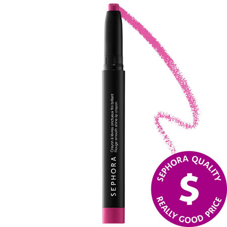 SEPHORA COLLECTION Rouge Smooth Shine Lip Crayon, One Size , 09 Summer Love
