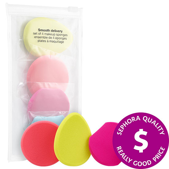 SEPHORA COLLECTION Smooth Delivery Sponges