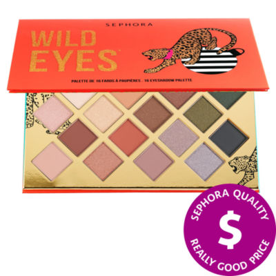 SEPHORA COLLECTION Wild Eyes Eyeshadow Palette