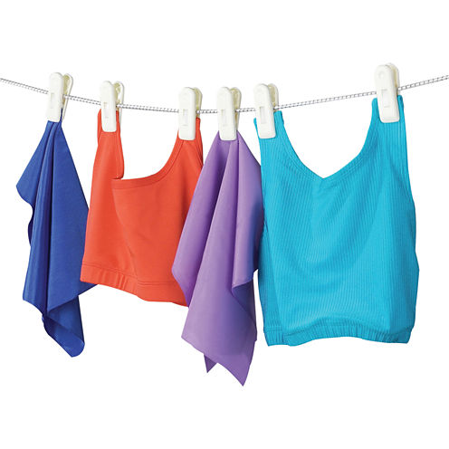 Household Essentials® Clothesline + Clips