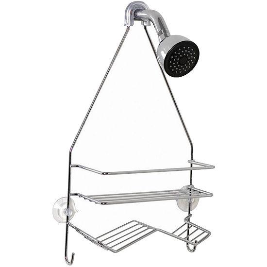Zenna Home™ Stainless Steel Shower Caddy