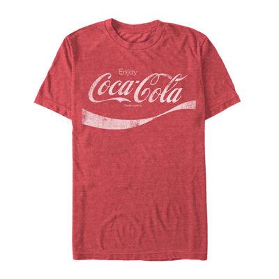 Simple Coke Short-Sleeve Tee