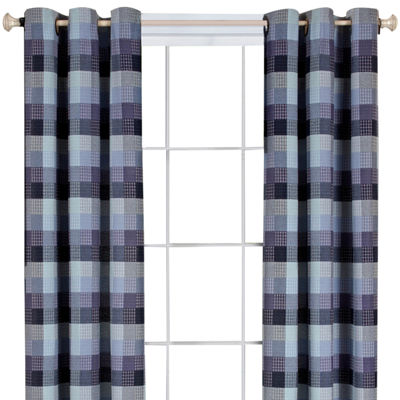 Harvard Grommet-Top Curtain Panel