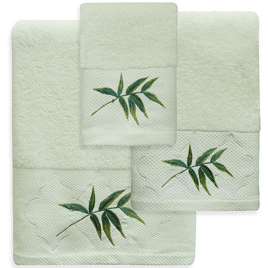 Bacova Zen Bamboo Bath Towel Collection