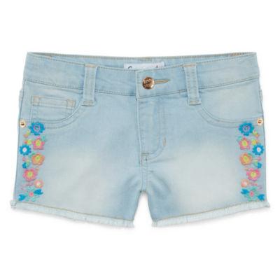 Freestyle Revolution Denim Shorts - Preschool Girls