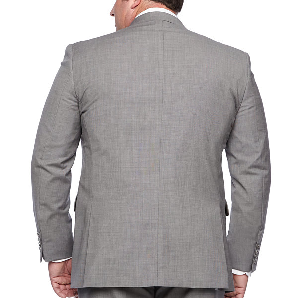 Stafford Executive Classic Fit Suit Jacket-Big and Tall