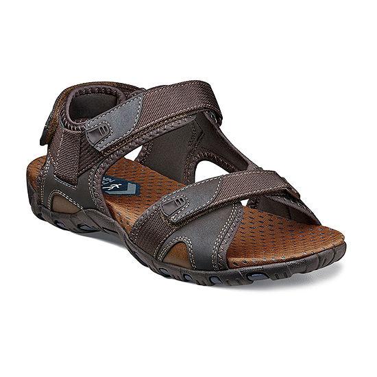 Nunn Bush Mens Rio Bravo Strap Sandals