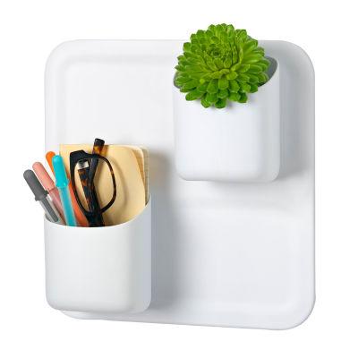 Honey-Can-Do® Perch™ 3-Piece Starter Kit