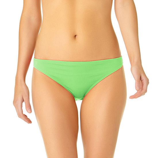 California Sunshine Hipster Bikini Swimsuit Bottom Juniors