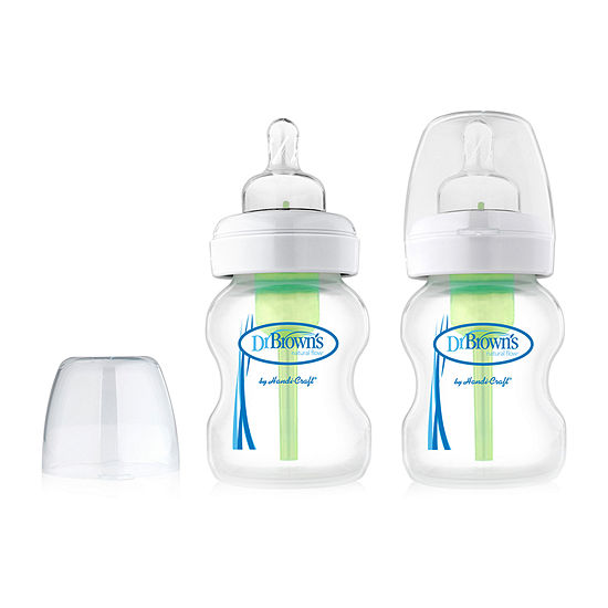 Dr. Browns Options Wide Neck Baby Bottle 2-pk