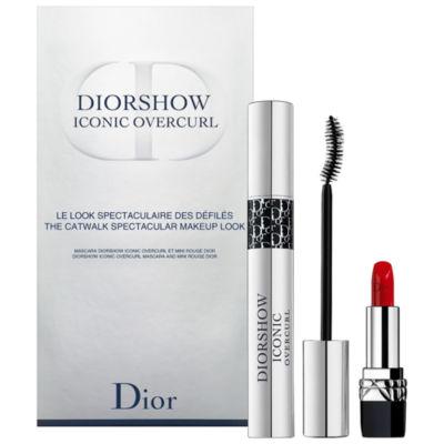 Dior Diorshow Iconic Overcurl Catwalk Spectacular Makeup Look Set