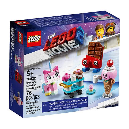 LEGO Movie 2 Unikitty's Sweetest Friends EVER! 70822