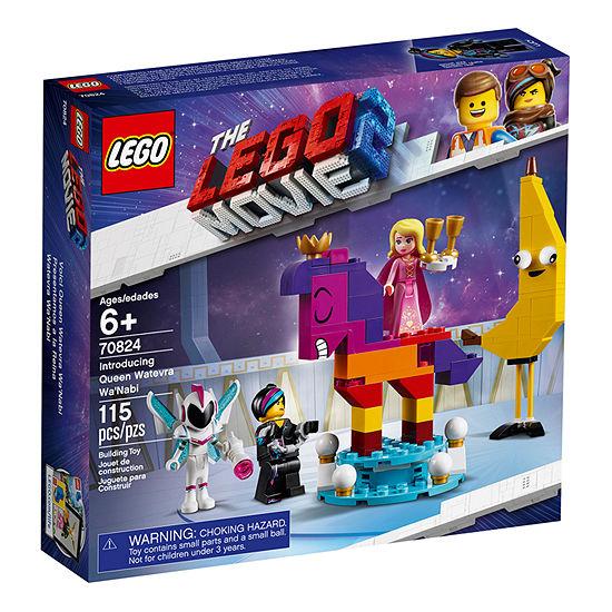 LEGO Movie 2 Introducing Queen Watevra Wa'Nabi 70824