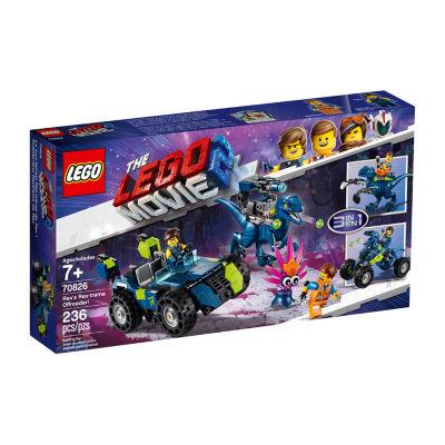 LEGO Movie 2 Rex's Rex-treme Offroader! 70826