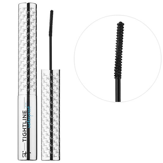 IT Cosmetics Tightline Waterproof 3-in-1 Black Primer, Eyeliner, & Mascara