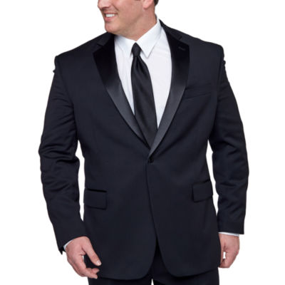 Stafford® Tuxedo Jacket–Big & Tall