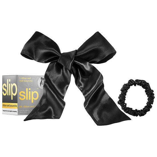 Slip Silk Ribbon & Scrunchie