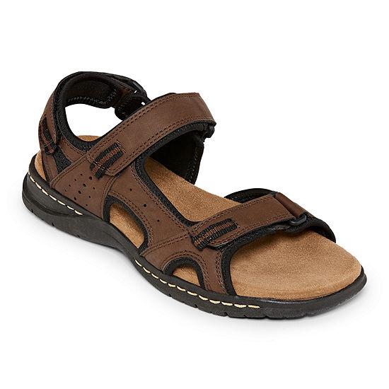 St. John's Bay Mens Cusak Strap Sandals