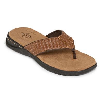 St. John's Bay Mens Cohen Flip-Flops