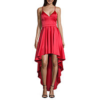 98001dbf5c0 CLEARANCE Red Homecoming Dresses for Juniors - JCPenney