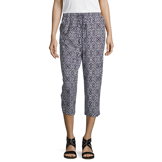 east 5th Cropped Pants