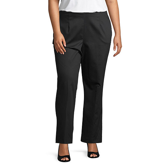 Alfred Dunner Native New Yorker Pull On Pant - Plus