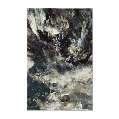 Safavieh Glacier Collection Jessika Abstract Area Rug