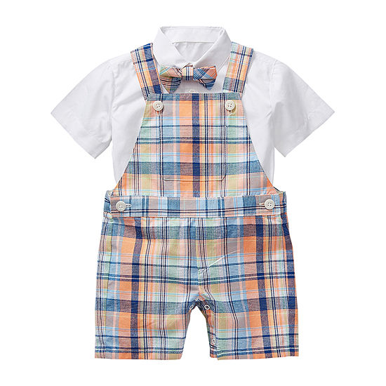 IZOD - Baby Boys Shortalls