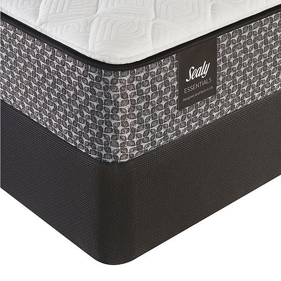 Sealy® Beaumont Firm Mattress + Box Spring