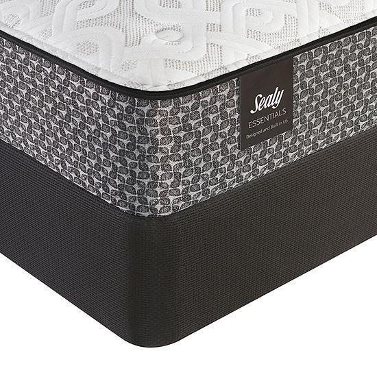 Sealy® Walton Firm Mattress + Box Spring
