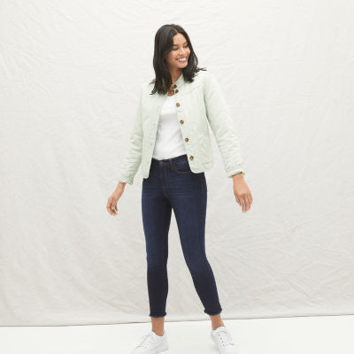 a.n.a Lightweight Quilted Jacket