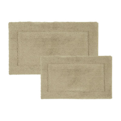 Liz Claiborne Signature Plush 2-pc. Bath Rug Set