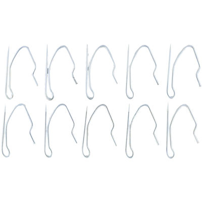 Rod Desyne Set of 20 Curtain Pin Hooks