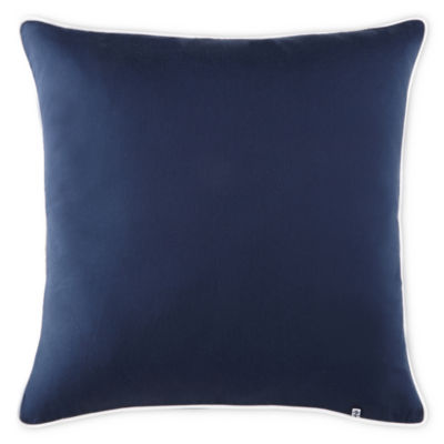 IZOD® Navy Euro Pillow