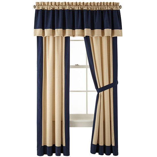 IZOD® Classic Stripe 2-Pack Curtain Panels